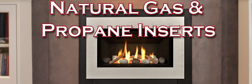 Natural Gas and Propane Inserts